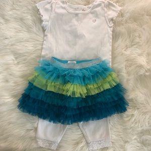 Children's Place 3 Piece Outfit